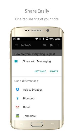 Speechnotes - Speech To Text Notepad 1.77 Screenshots 6