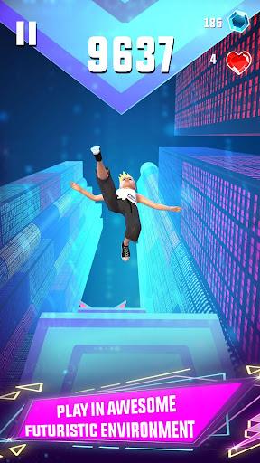 Sky Jumper: Parkour Mania Free Running Game 3D 2.0 screenshots 14