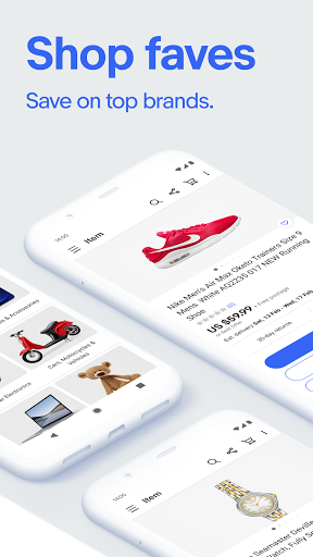 Download eBay: Discover great deals and sell items online mod apk 1