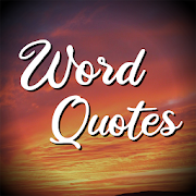 Word Puzzle Games - Complete Inspirational Quotes
