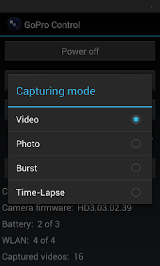 Camera Controller for Hero Camerasのおすすめ画像4