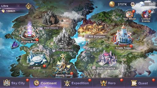 Ace Defender: War of Dragon Slayer Apkfinish screenshots 6