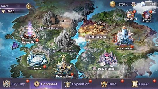 Ace Defender: War of Dragon Slayer MOD APK 1.8.7 (Multi DMG) 7
