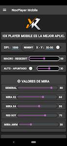 MacroNox Mobile - Regedit FF - Acelerar DPI 1.0