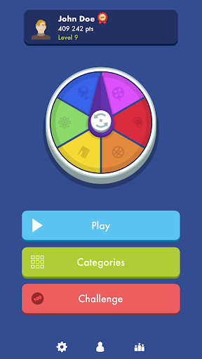 Trivial Quiz - The Pursuit of Knowledge apkmr screenshots 1