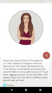 Body language Mod Apk (Pro Features Unlocked) 3