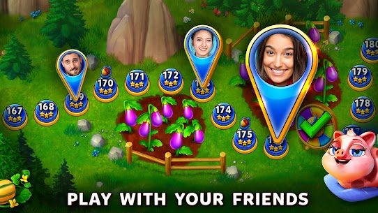 Solitaire Grand Harvest – Free Tripeaks Solitaire 5