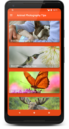 photo tips pro - learn photography screenshot 1