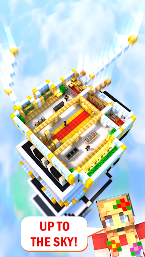 Tower Craft 3D - Idle Block Building Game  screenshots 3