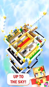 Tower Craft 3D MOD APK 1.9.7 (Unlimited Money, No Ads) 3