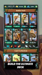 Jurassic Dinosaur: Carnivores Evolution - Dino TCG screenshots 8