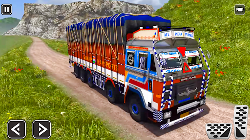 Cargo Delivery Truck Offroad: New Truck Games  screenshots 1