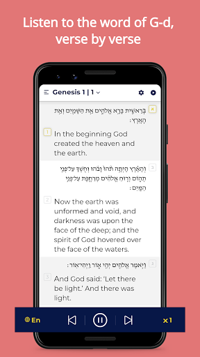 Hebrew Bible Study - Commentary & Translation apktram screenshots 6