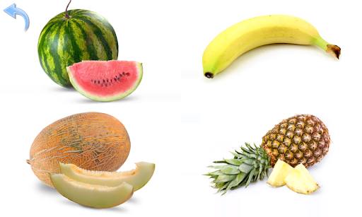 Fruits and Vegetables for Kids 8.3 Screenshots 13