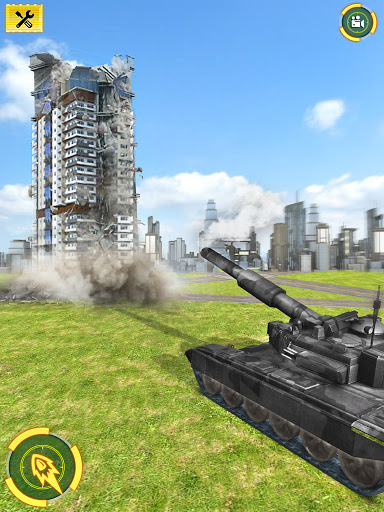 Building Demolisher: World Smasher Game apkslow screenshots 24