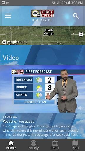 NTV First Alert Weather 5.0.502 Screenshots 2