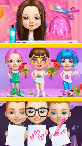 Sweet Baby Girl Pop Stars - Superstar Salon & Show 3.0.10004 screenshots 8