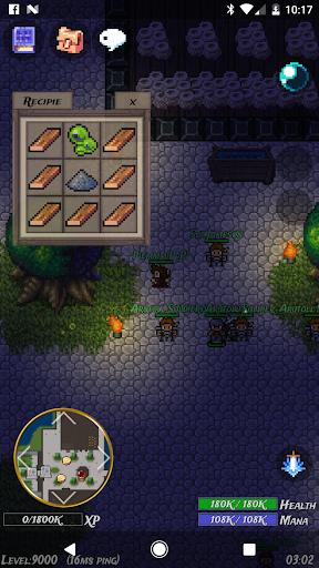 WinterSun MMORPG (Retro 2D) apkpoly screenshots 5
