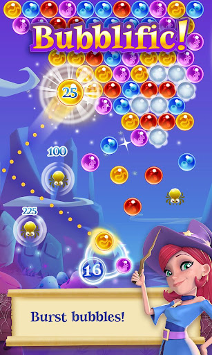 Bubble Witch 2 Saga 1.128.0 screenshots 1