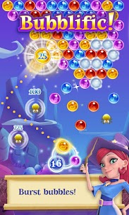 Bubble Witch 2 Saga 1.124.0 MOD APK [INFINITE LIVE & BOOSTER] 1