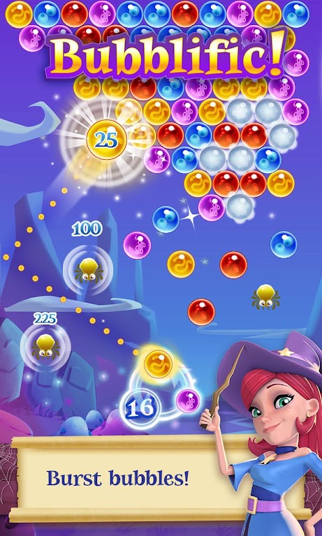 Bubble Witch 2 Saga  poster 0