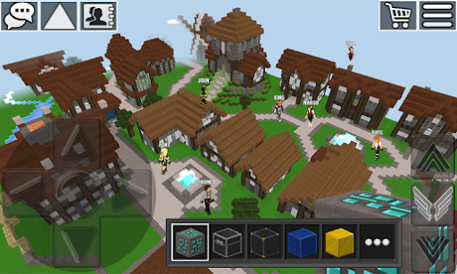 Ücretsiz WorldCraft  3D Block Craft Mini World Oyunları Güncel 2021** 1
