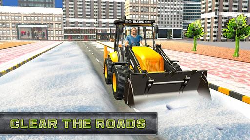 Code Triche vrais jeux de machine de pelle de camion de chasse apk mod screenshots 2