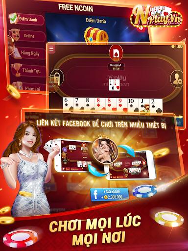 NPLAY: Game Bu00e0i Online, Tiu1ebfn Lu00ean MN, Binh, Poker.. screenshots 6