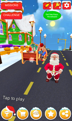 Santa Run 1.1.6 screenshots 1