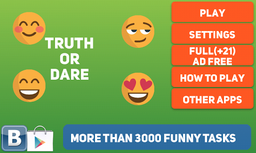 Truth or Dare u2014 Dirty Party Game for Adults 18+ 2.0.36 screenshots 1