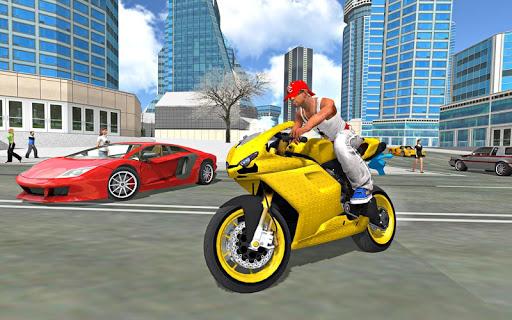 Real Gangster Simulator Grand City screenshots 1