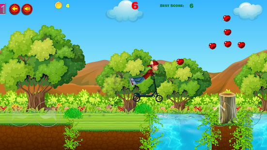 Kids Scooter Screenshot