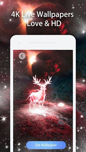 4K Live Wallpapers - Loveu3001HD modavailable screenshots 4