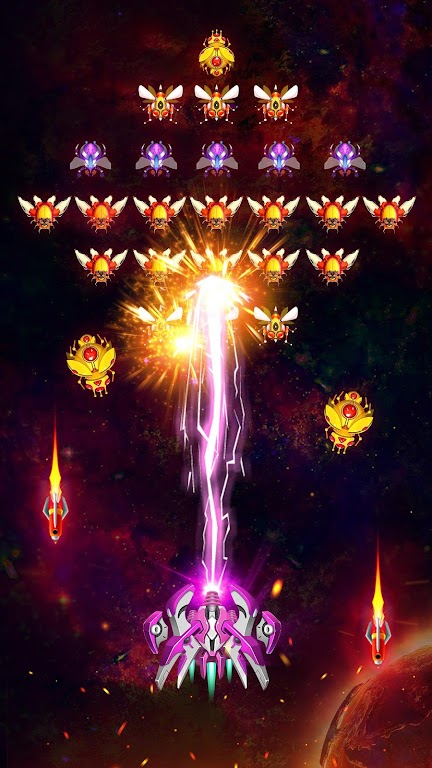 Space Shooter: Alien vs Galaxy Attack (Premium) poster 11