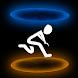 ポータル迷路2  - 絞り時空ジャンパーゲーム - Androidアプリ