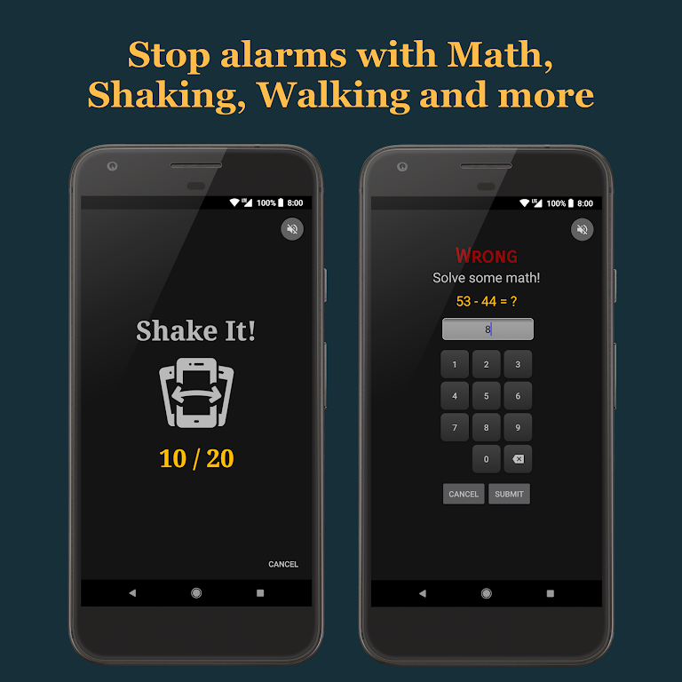 Alarm Clock Beyond - Talking Alarm, Radio & Music  poster 7