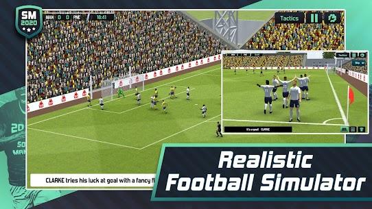 Soccer Manager 2020 MOD APK 1.1.13 (Unlocked) 1