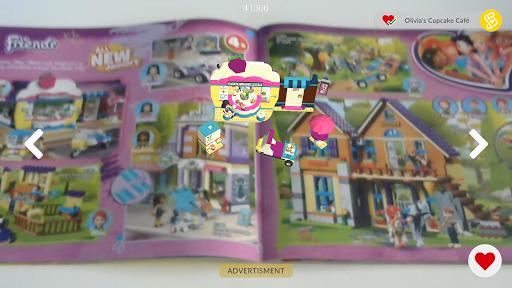 LEGOu00ae 3D Catalogue apktram screenshots 1
