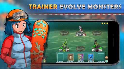 Monster Battles: TCG - Card Duel Game. Free CCG 2.3.7 Screenshots 1