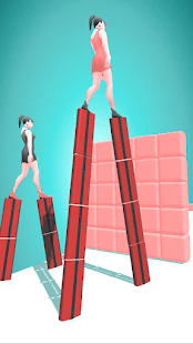 High shoes 3D - Funny Run 1.0.2 APK + Mod (Free purchase) for Android