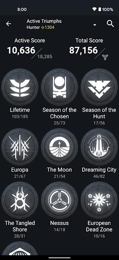 Destiny 2 Companion  Screenshots 6
