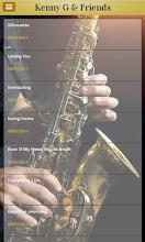 Saxophone Kenny G & Friends screenshot thumbnail