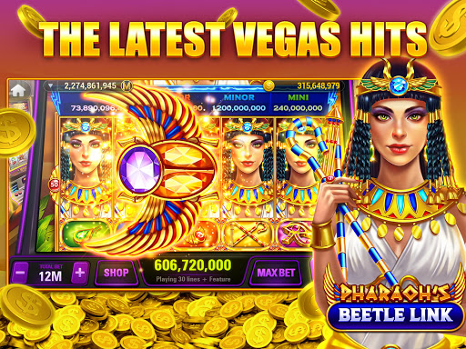 HighRoller Vegas - Free Slots & Casino Games 2020 2.2.26 screenshots 14