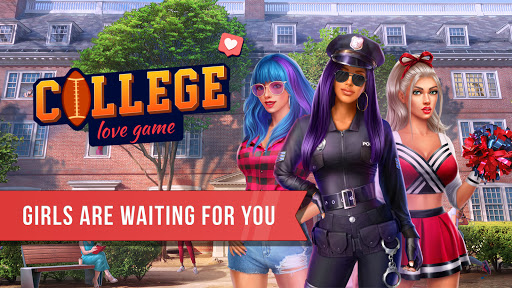College Love Game  screenshots 1