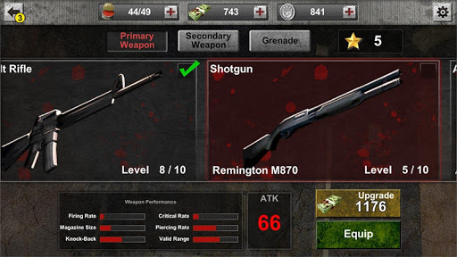 Zombie Hunter Frontier modavailable screenshots 5