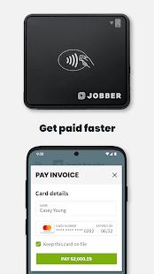Jobber-フィールドサービスのCRM:見積もりと請求書
