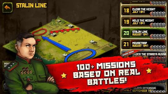 Al doilea război mondial: joc de strategie 2