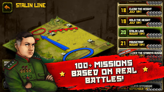 Second World War: real time strategy game! screenshots 2