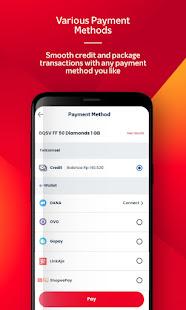 MyTelkomsel u2013 Buy Credit/Packages & Get 7.5GB 6.0.0 Screenshots 7