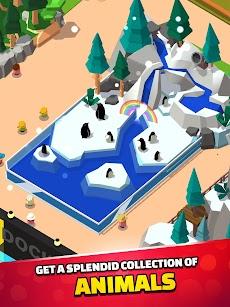 Idle Zoo Tycoon 3D - Animal Park Gameのおすすめ画像2